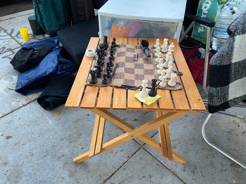 Chess on 19th Street