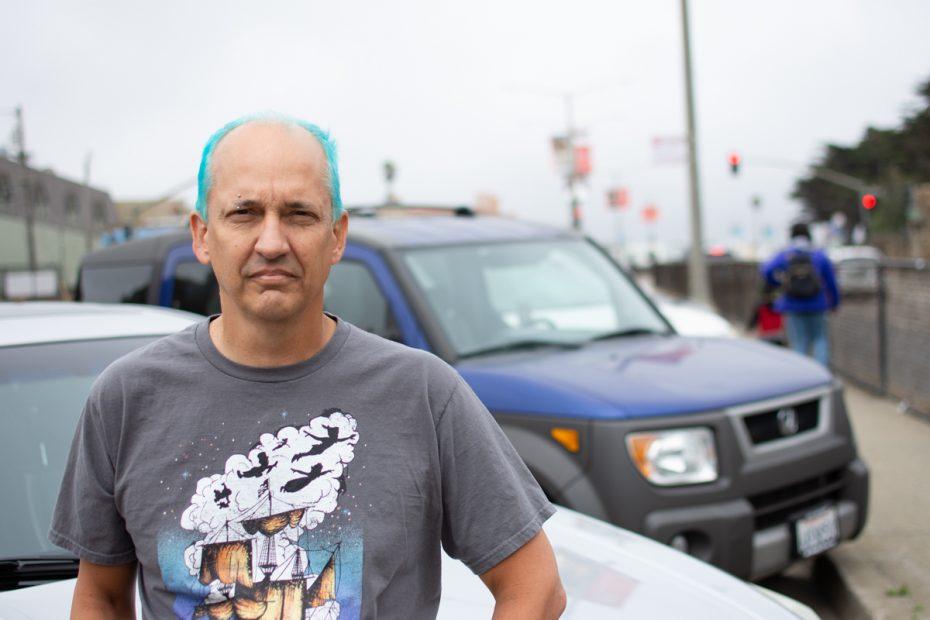 James Allen.  Uber.  Driver.  Carpooling.