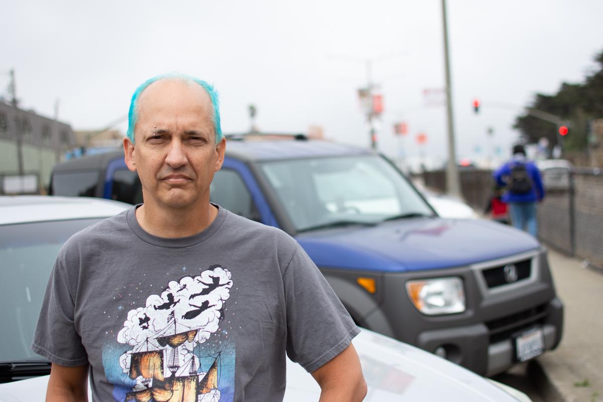 James Allen. Uber. Driver. Rideshare.