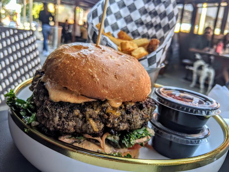 Voodoo Love Burger