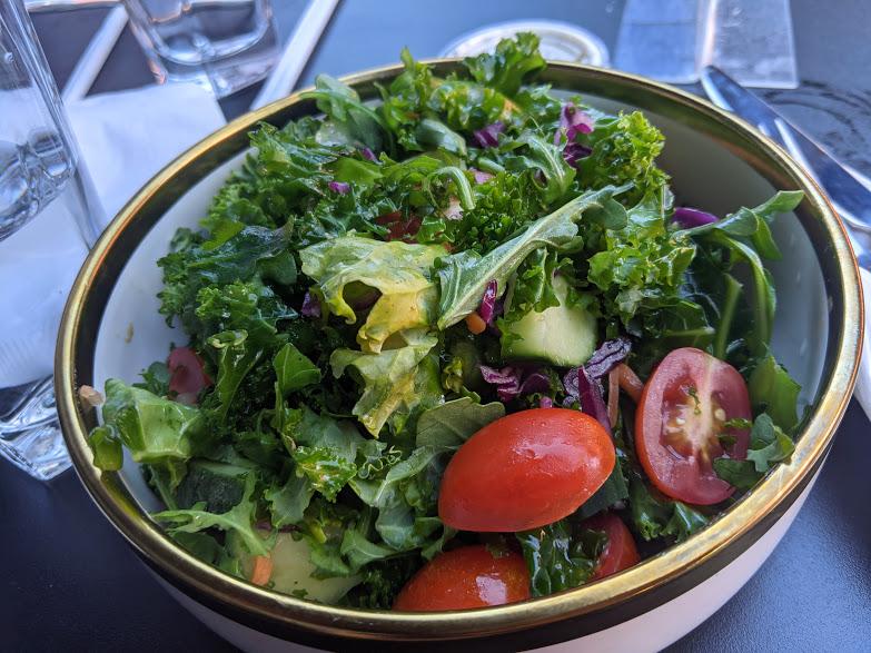 Voodoo Love Kale salad