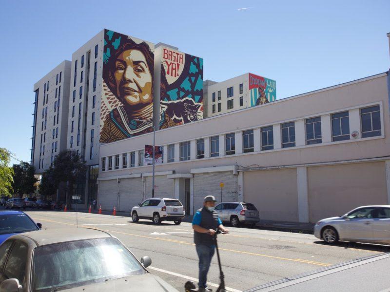 Yolanda Lopez mural