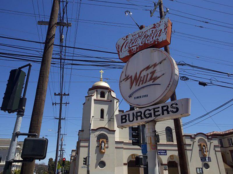 Whiz Burger on 18th Street