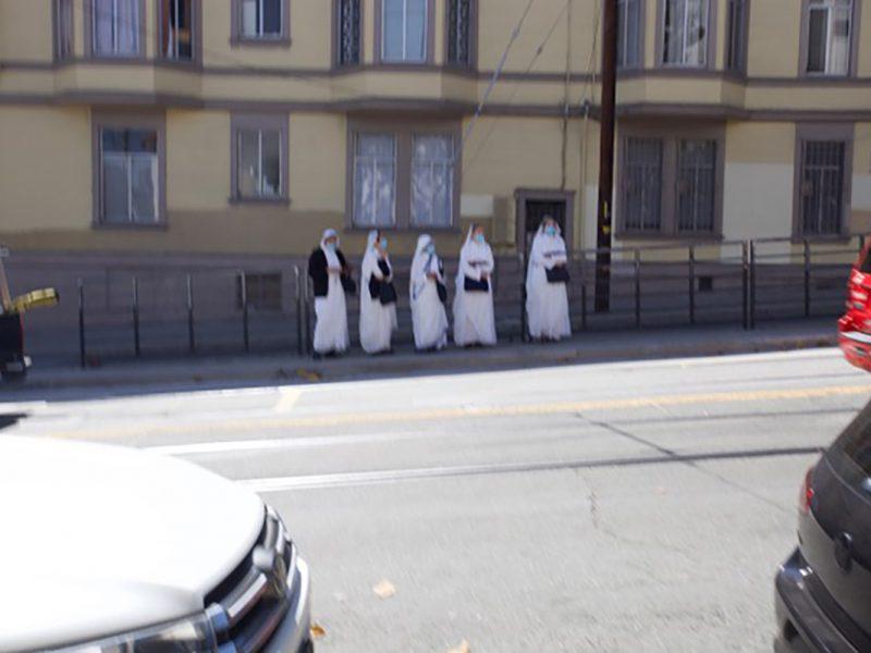 Nuns on Church Street