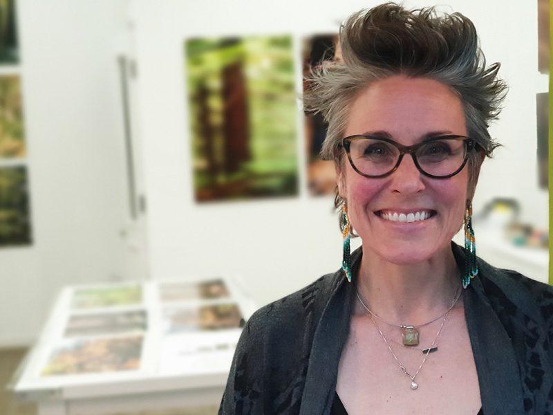 The Drawing Room. Renee DeCarlo. Portrait. People We Meet.