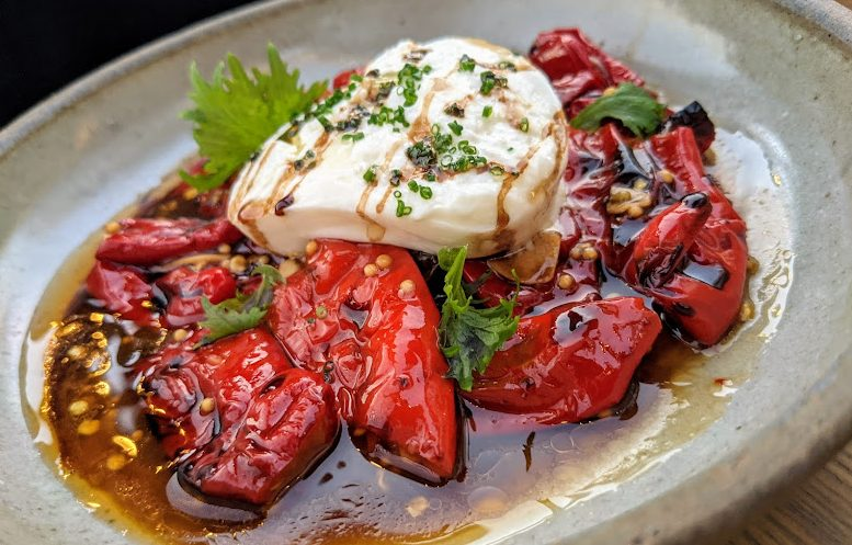Ernest marinated peppers